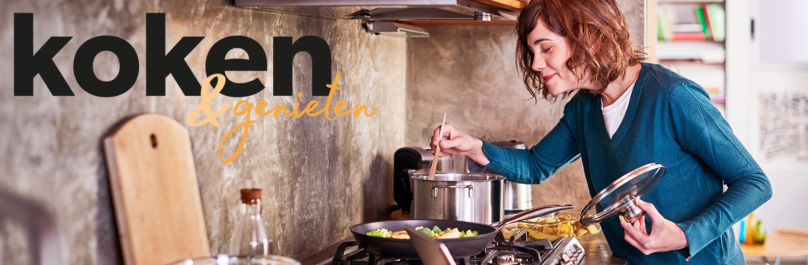 koken & genieten gerelateerde producten