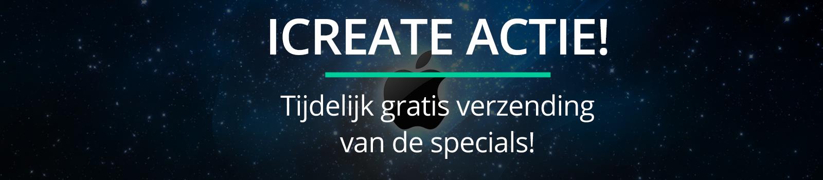 iCreate actie