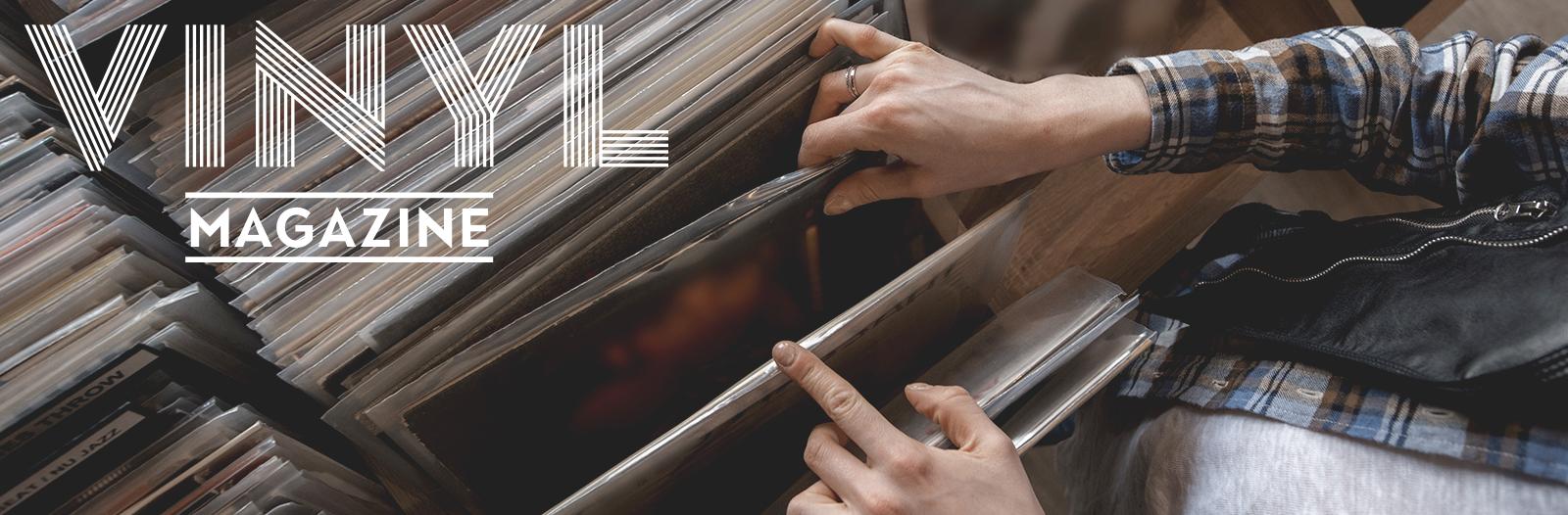 Vinyl Magazine nabestellen