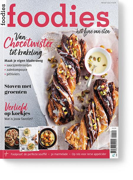 Afbeelding van Foodies Feb-2020