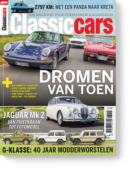 Afbeelding van Classic Cars 32