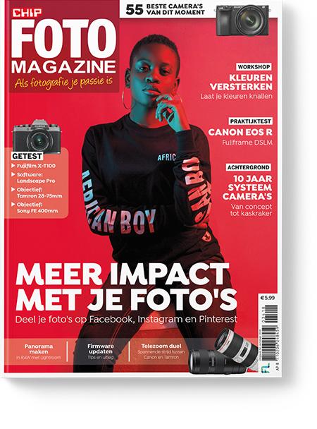 Afbeelding van Chip Foto Magazine 34