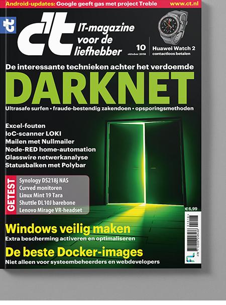 Afbeelding van C't Magazine Okt-2018