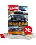 Auto Review tweejarig abonnement