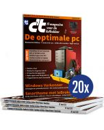 c't magazine tweejarig abonnement
