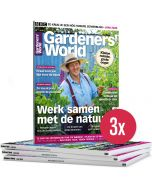 Gardeners' World kort abonnement