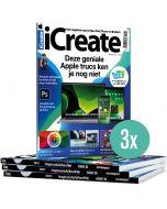 iCreate kortlopend abonnement