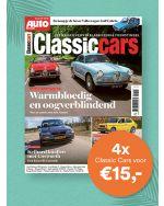 Classic Cars: 4x voor €15,-
