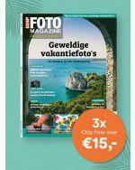 CHIP FOTO magazine: 3x voor €15,-