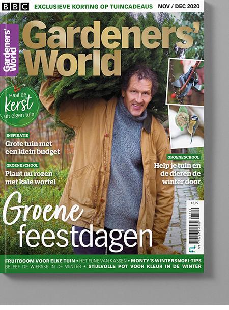Gardeners' World nov-dec/2020