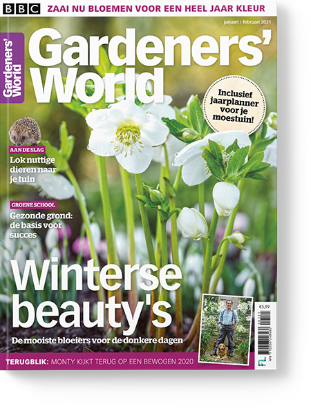Magazine van Gardeners' World jan-feb/2021