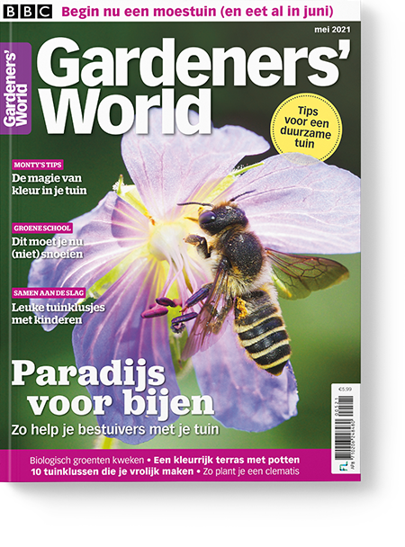 Magazine van Gardeners' World mei/2021