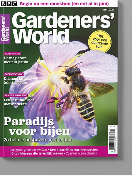 Magazine van Gardeners' World mei/2021