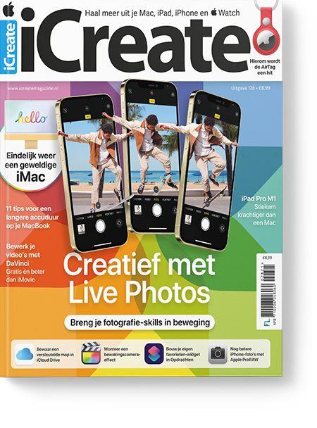 iCreate 128