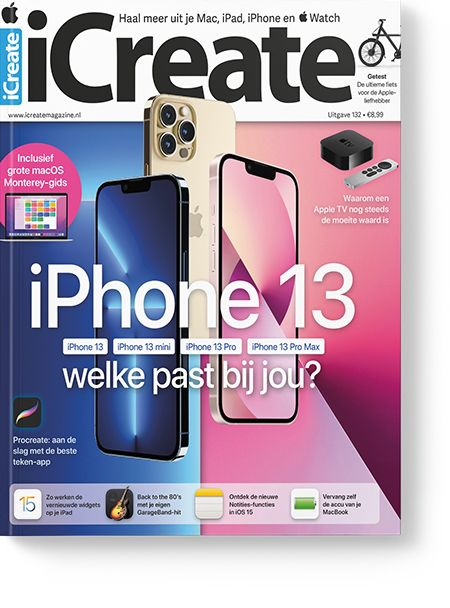 iCreate 132