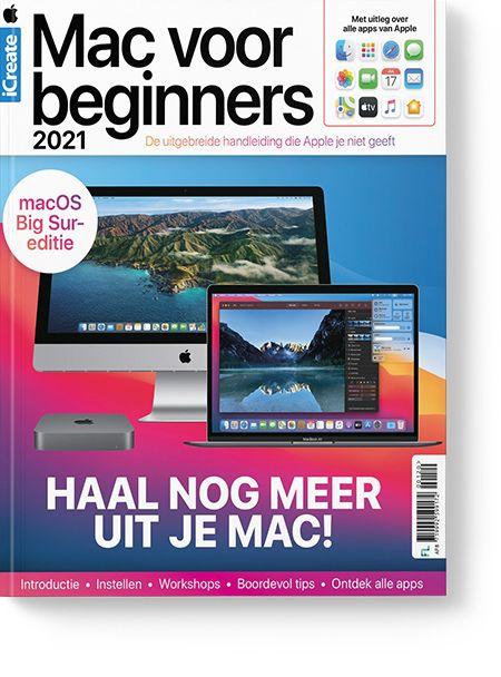 Mac voor beginners 2021