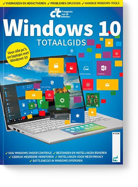 Afbeelding van Windows 10 Totaalgids