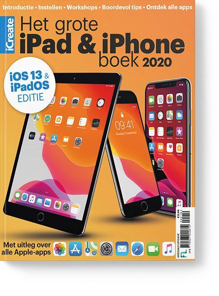 Afbeelding van Het Grote iPad & iPhone boek 2020
