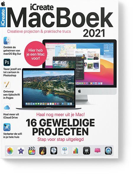 MacBoek 2021