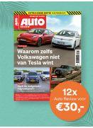 Auto Review: 12x voor €30,-