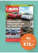 Auto Review: 4x voor €15,-