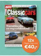 Classic Cars: 12x voor €40,-