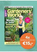 Gardeners' World: 4x voor €15,-