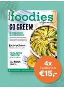 Foodies; 4x voor €15,-