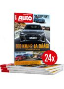Auto Review tweejarig abonnement