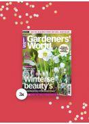 3x Gardeners' World cadeau-abonnement