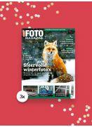 3x CHIP FOTO magazine cadeau-abonnement