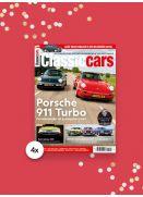 4x Classic Cars cadeau-abonnement