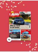4x Auto Review cadeau-abonnement