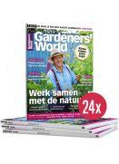 Gardeners' World tweejarig abonnement