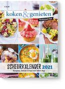 koken & genieten scheurkalender 2021