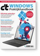 Windows 10 Praktijkhandboek