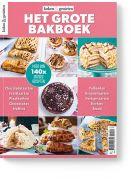 Koken & Genieten bakboek 2020