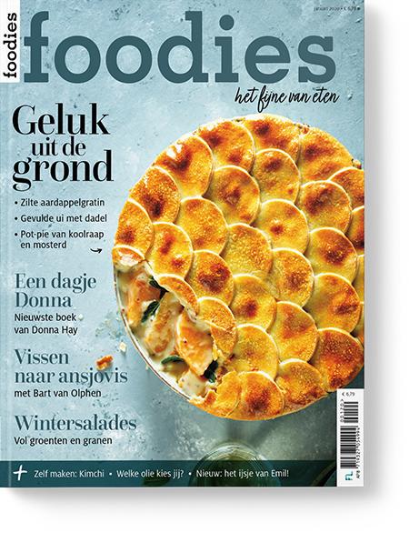 Afbeelding van Foodies Jan-2020