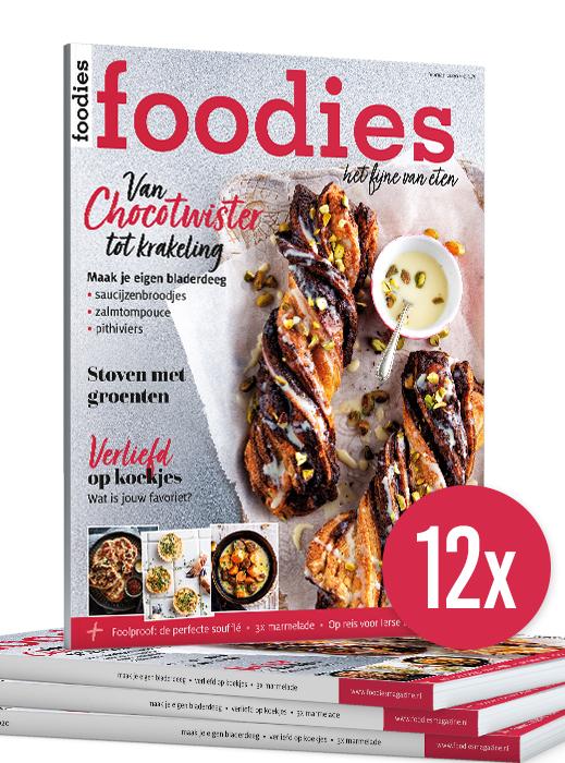 Afbeelding van Foodies Abonnement