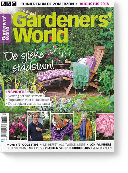 Afbeelding van Gardeners' World 2018-08