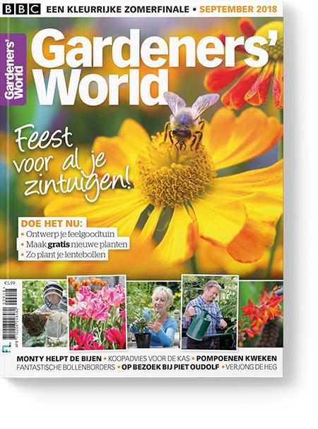 Afbeelding van Gardeners' World 2018-09