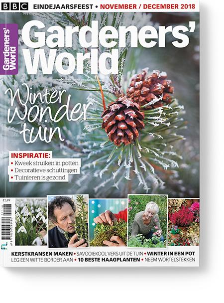 Afbeelding van Gardeners' World 2018-11-12