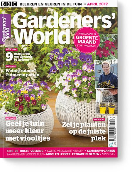 Afbeelding van Gardeners' World 2019-04