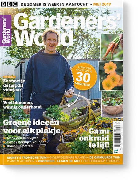 Afbeelding van Gardeners' World 2019-05