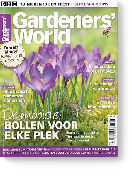 Afbeelding van Gardeners' World 2019-09