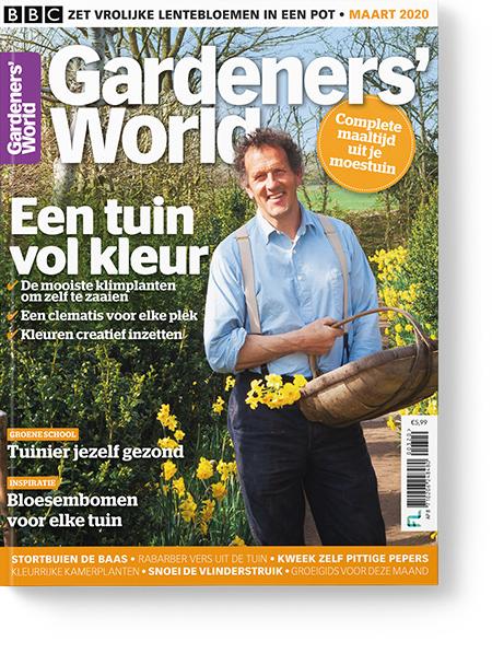 Afbeelding van Gardeners' World 2020-03