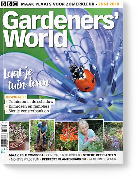 Afbeelding van Gardeners' World 2018-06
