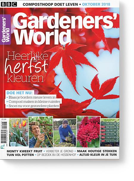 Afbeelding van Gardeners' World 2018-10