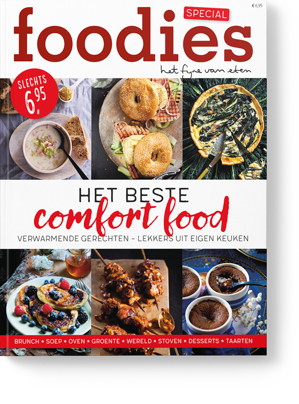 Afbeelding van Foodies Special: Het Beste Comfort Food