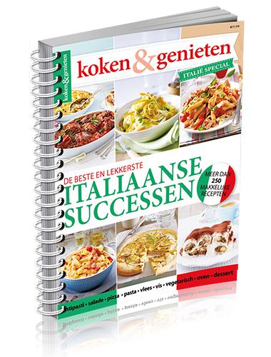 Afbeelding van De Beste En Lekkerste Italiaanse Successen
